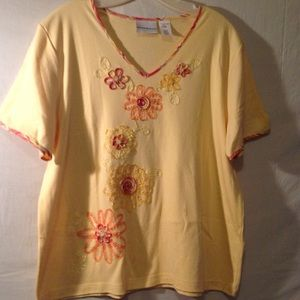 Tops - Alfred Dunner Blouse